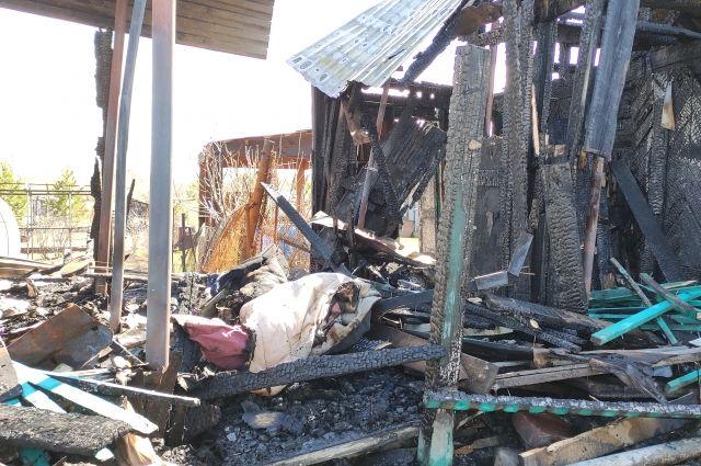 Пал травы или сжигание мусора могут привести к печальным последствиям.