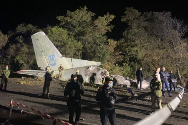 Авиакатастрофа Ан-26: трех военнослужащих отправили под домашний арест