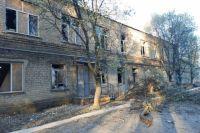 В Донецкой области обстреляли COVID-больницу: пострадавших нет