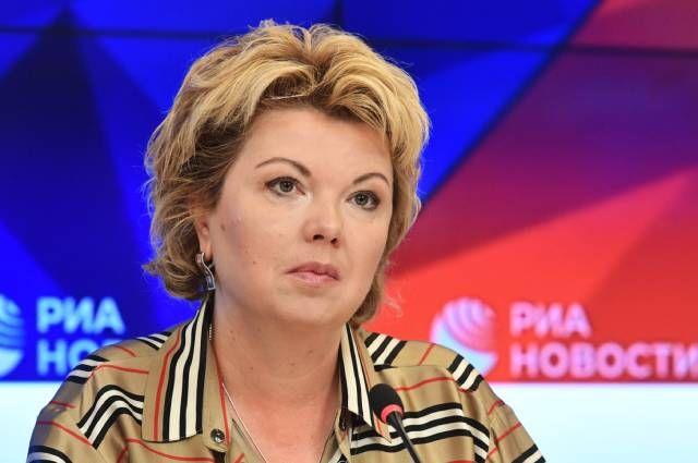 Елена Ямпольская.