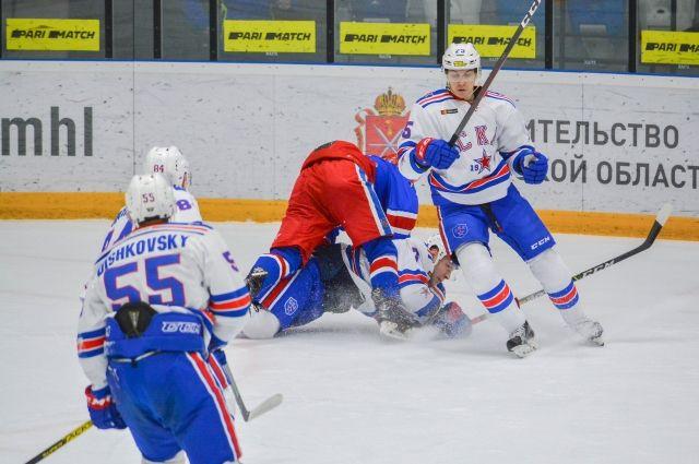 Матвей Мичков и Сергей Иванов сейчас выступают в «СКА-1946».