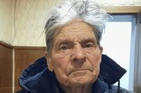 87-летний мужчина ушёл из дома 27 апреля.