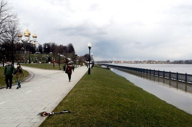 Ситуация с подтоплением в Ярославле остается напряженной