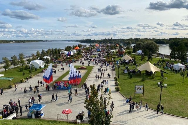 6 мая в Ярославле будет до +16 градусов