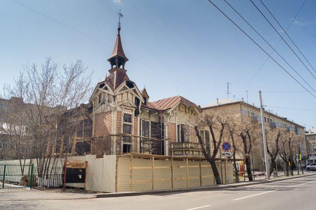 Стоимость работ около 21 млн рублей.