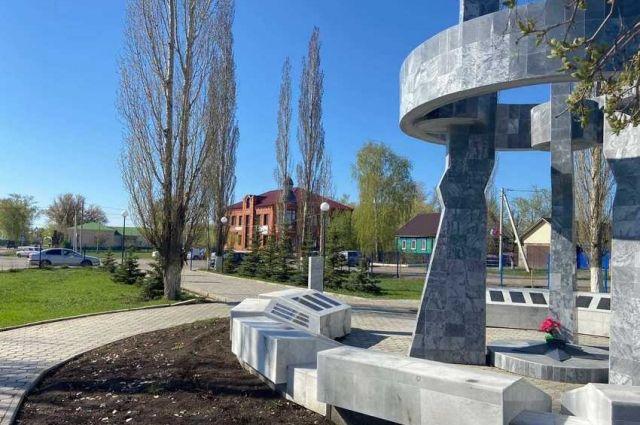 Подрядчик завысил стоимость работ при благоустройстве парка в Пономаревке по национальному проекту.