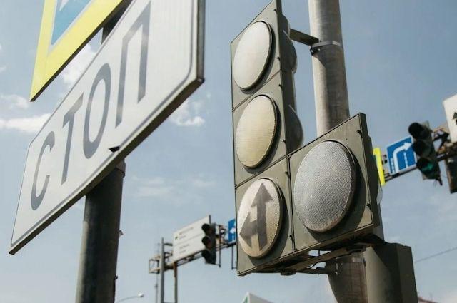 На каких перекрестках в Челябинске до 17.00 будут отключены светофоры