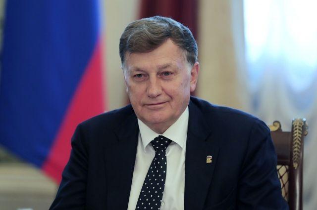 7 мая 66 лет исполняется спикеру Законодательного собрания Санкт-Петербурга Вячеславу Макарову.