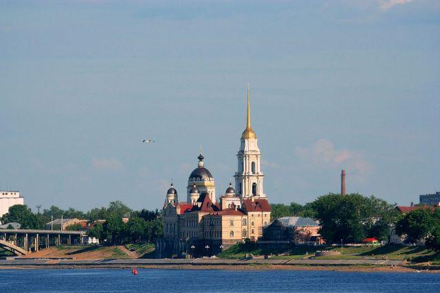 В Рыбинске на Черемухе планируют обустроить смотровую площадку