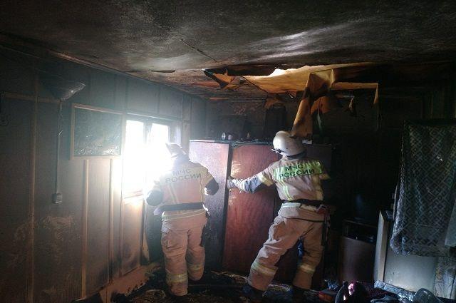 Во Владимирской области с 1 по 5 мая потушили 66 пожаров