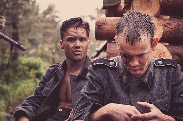 «Фронтовики». Режиссер Александр Кристенсен.