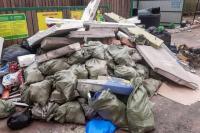 Региональный оператор напоминает: к твердым коммунальным отходам относятся отходы от текущего ремонта жилых помещений.
