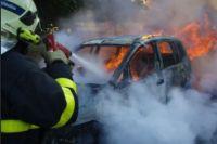 На место выехали 4 пожарных.