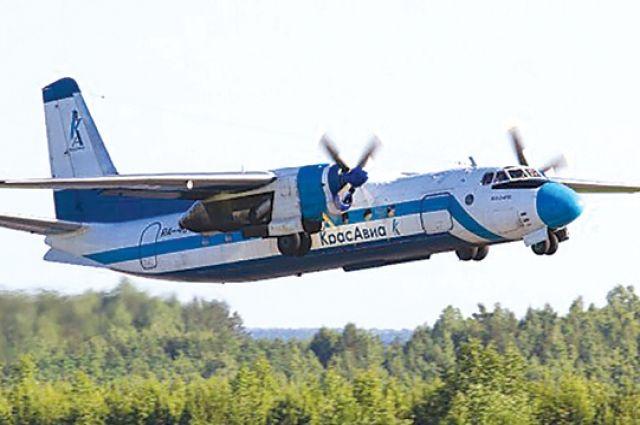 АК «КрасАвиа» запускает сезонные рейсы в мае.