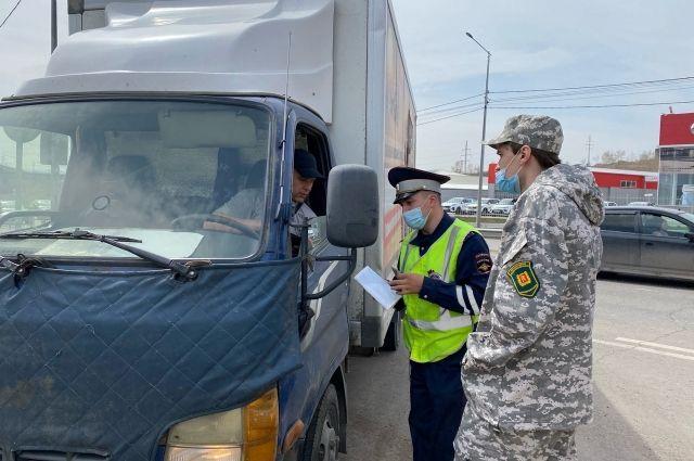 Инспекторы надеются выявить нарушителей транспортировки отходов.