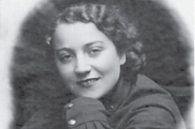 Елизавета Арамовна Саркисянц