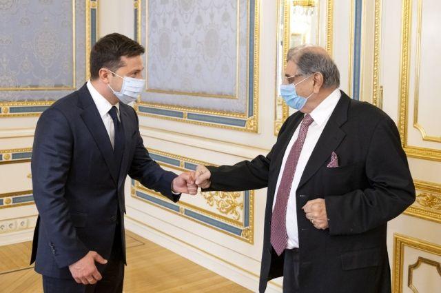 Украина предоставит Индии гуманитарную помощь на фоне вспышки COVID-19
