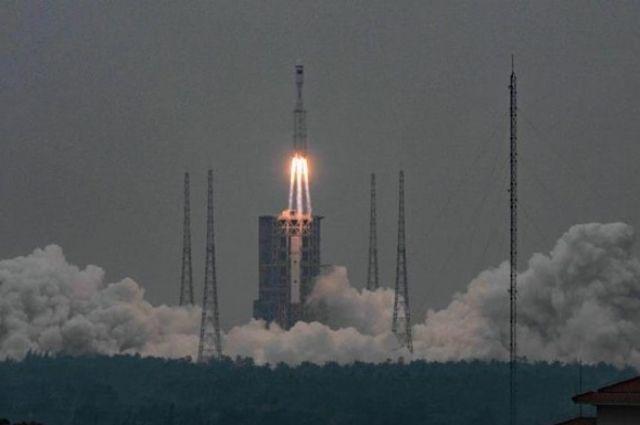 Ученые обнародовали прогноз падения обломков китайской ракеты на Землю