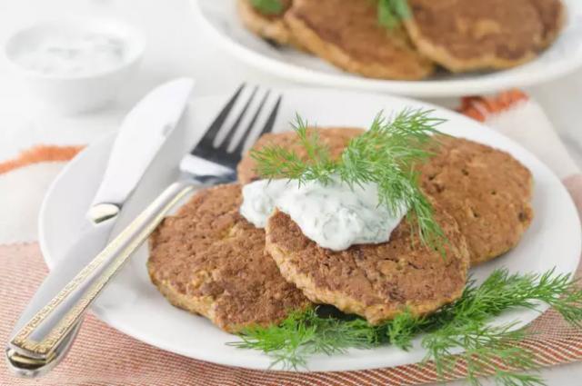 Печеночные оладьи: рецепт приготовления вкусного блюда