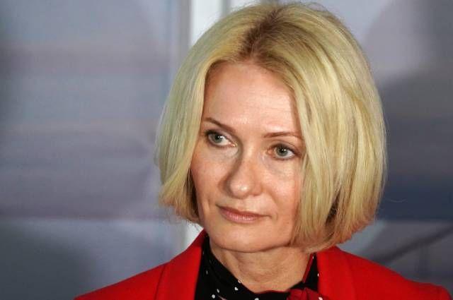 Вице-премьер Виктория Абрамченко.