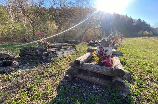 Путешественник из Уфы Олег Чегодаев нашел необычное кладбище