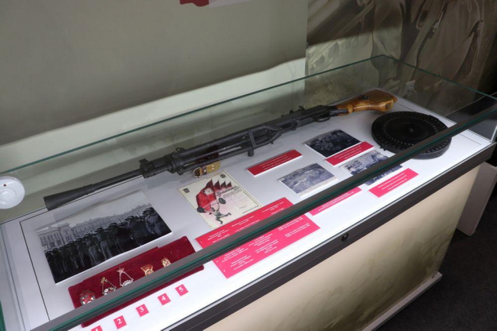 Ручной пулемет Дегтярева образца 1927 года