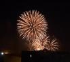 Салют в Тюмени на День Победы, 9 мая 2021.