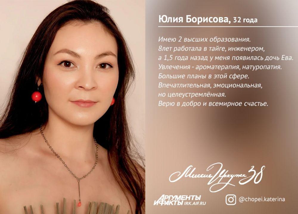 № 8. Юлия Борисова
