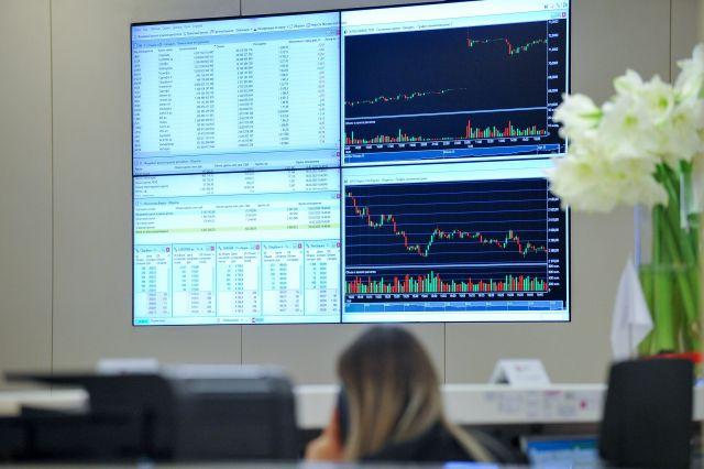 Офис Московской биржи.