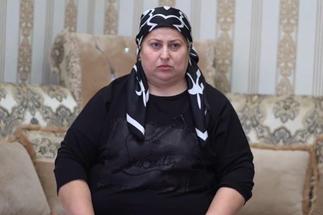 Хурлин Амирова.