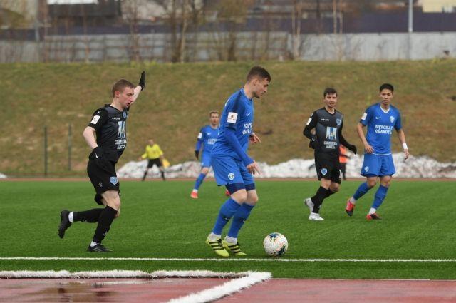 Игра прошла на стадионе «Спартак».