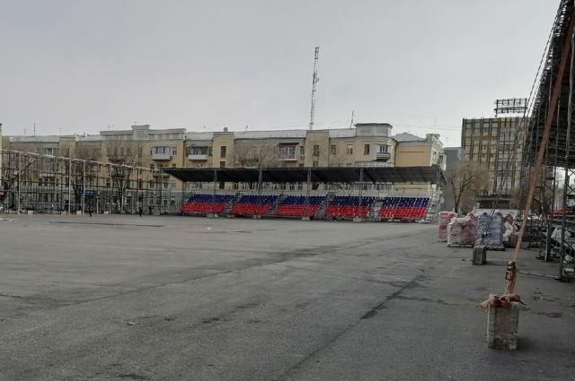 Температура воздуха в Оренбуржье 11 мая достигнет +28 градусов.