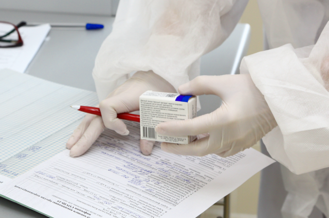 Ямал вошел в список лидеров-регионов по темпам вакцинации от коронавируса