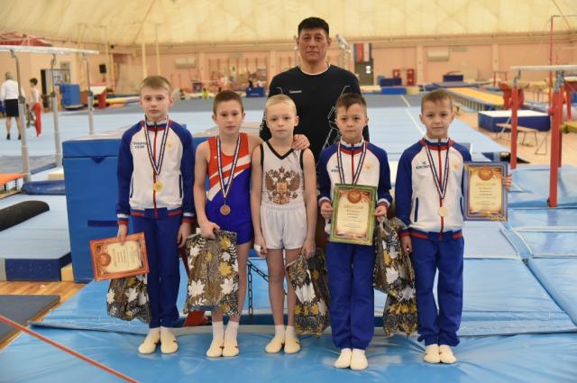 Островные спортсмены завоевали четыре медали.