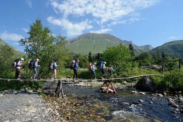 Маршрут № 30 могут пройти даже неподготовленные туристы и дети.