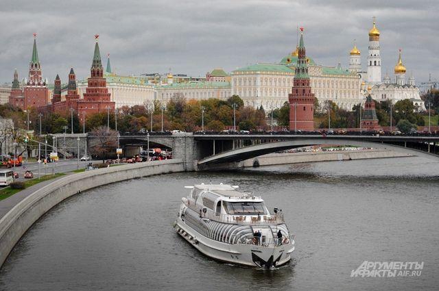 Столичный флот может стать ещё одним видом пассажирского транспорта.