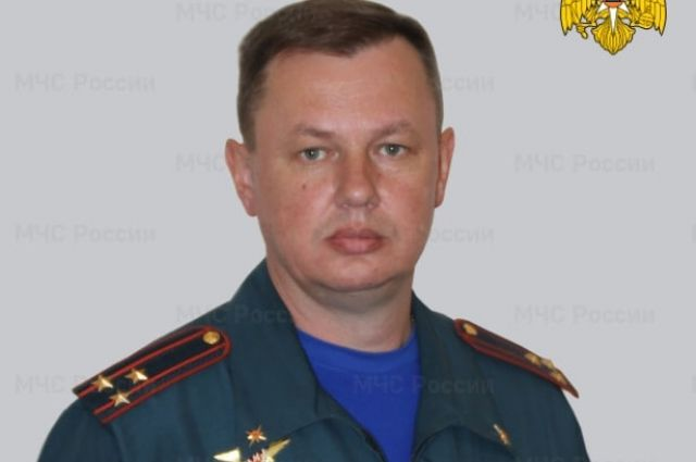 Врио начальника  ГУ МЧС по Пермскому краю назначен Александр Урусов.