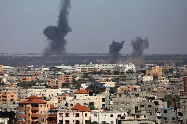 Израиль усилит ракетные удары по Сектору Газа