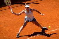 Катерина Козлова прошла во второй круг турнира ITF в Испании.