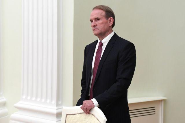ОПЗЖ считает беззаконием обвинения в адрес Медведчука и Козака в госизмене