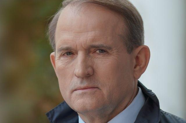 В Офисе президента прокомментировали обыски у Виктора Медведчука.