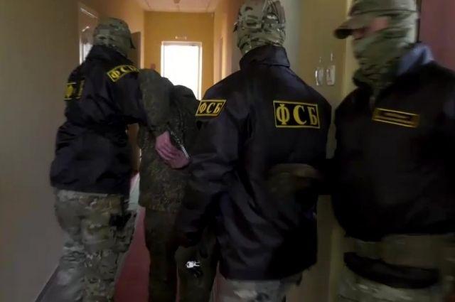 В Крыму силовики ликвидировали вооруженного боевика