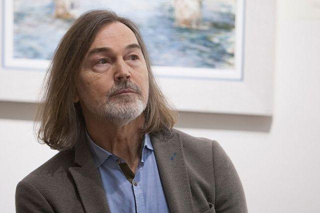 Никасу Сафронову присвоено звание народного художника России