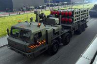 Зенитный ракетный комплекс средней дальности С-350 «Витязь».