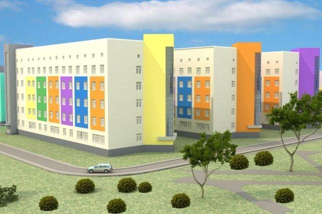 «Единая Россия» добилась выделения федеральных средств на достройку детской больницы в Оренбурге.