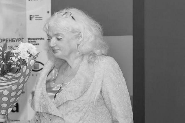 В Оренбурге скончалась руководитель и лидер фестиваля польского кино Ванда Селивановская.