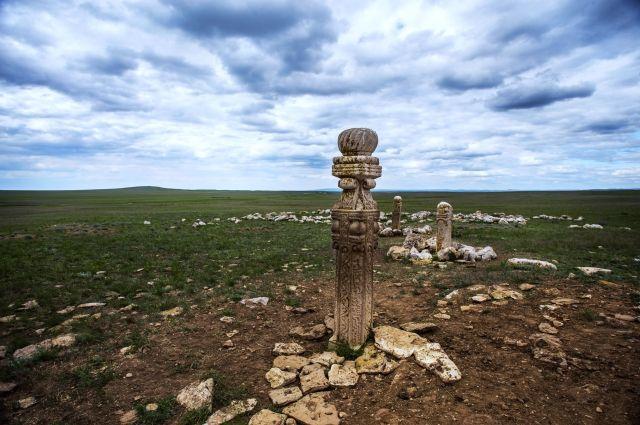 В Оренбургской области есть место, где по легенде нашли покой лучшие воины Тамерлана.