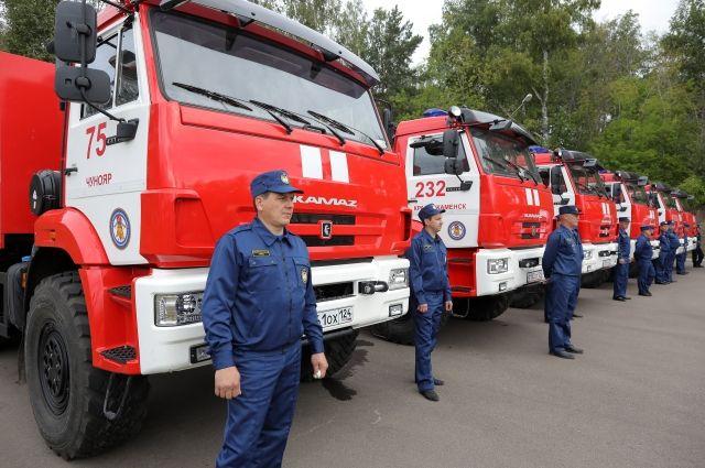 Пожарно-спасательную службу ждёт модернизация.