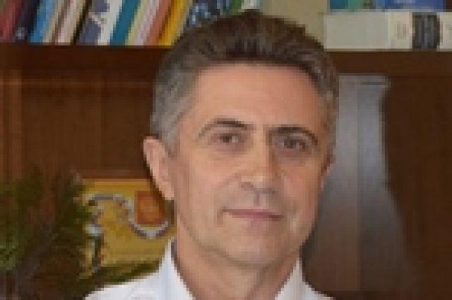 Василий Моргун.