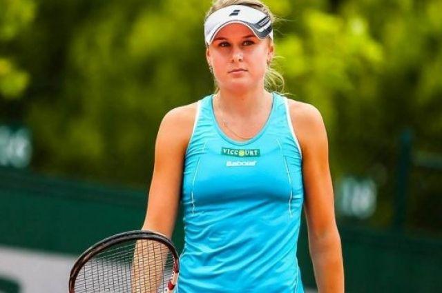 Катерина Козлова проиграла во втором круге турнира ITF в Испании.